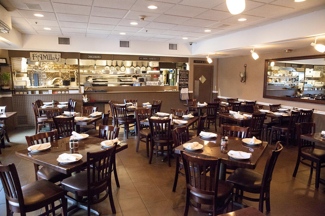 Michael Angelo S Italian Restaurant And Pizzeria Fairfield